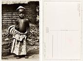 view Mweka ( Congo Belge ) Enfant Bakete digital asset: Mweka ( Congo Belge ) Enfant Bakete