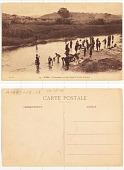 view 24. Boma Prisonniers au bain dans la rivière Kalamu digital asset: 24. Boma Prisonniers au bain dans la rivière Kalamu