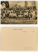 view Half of Men's Bible Class Metet, Kamerun, West Africa digital asset: Half of Men's Bible Class Metet, Kamerun, West Africa