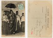view 4 - Blida Béhanzin, Ex-Roi du Dahomey et ses Femmes digital asset: 4 - Blida Béhanzin, Ex-Roi du Dahomey et ses Femmes