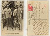 view Afrique Occidentale Dahomey. - Deux Elégants digital asset: Afrique Occidentale Dahomey. - Deux Elégants