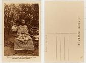 view Dahomey Une veuve de Béhanzin digital asset: Dahomey Une veuve de Béhanzin
