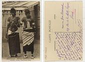 view Afrique Occidentale. - Dahomey Féticheuses de la Foudre digital asset: Afrique Occidentale. - Dahomey Féticheuses de la Foudre
