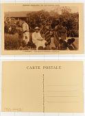 view 2. Dahomey Une leçon de catéchisme à Zagnanado digital asset: 2. Dahomey Une leçon de catéchisme à Zagnanado