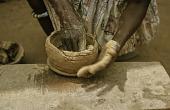 view Shai Pottery Construction Techniques, view #4 digital asset: Shai Pottery Construction Techniques, view #4