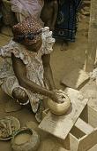 view Shai Pottery Construction Techniques, view #5 digital asset: Shai Pottery Construction Techniques, view #5