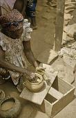 view Shai Pottery Construction Techniques, view #6 digital asset: Shai Pottery Construction Techniques, view #6