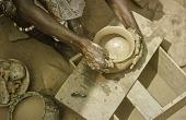 view Shai Pottery Construction Techniques, view #7 digital asset: Shai Pottery Construction Techniques, view #7