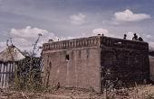 view House, Kassena, Navrongo area, Northern Ghana digital asset: House, Kassena, Navrongo area, Northern Ghana