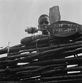 view Zulu Child With Shield digital asset: Zulu Child With Shield
