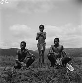 view Zulu Men and Child digital asset: Zulu Men and Child