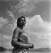 view Xhosa Woman, Transkei digital asset: Xhosa Woman, Transkei