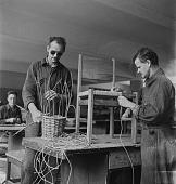 view Two Blind Men Weaving digital asset: Two Blind Men Weaving