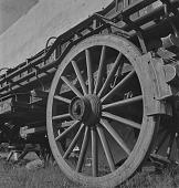 view Wagon wheel, Bronkhorstspruit (South Africa) digital asset: Wagon wheel, Bronkhorstspruit (South Africa)