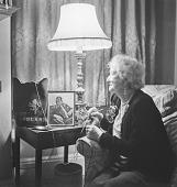 view Noel Coward's mother with picture of Noel Coward, London (England) digital asset: Noel Coward's mother with picture of Noel Coward, London (England)