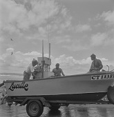 view Lucille fishing boat, Cape Town (South Africa) digital asset: Lucille fishing boat, Cape Town (South Africa)