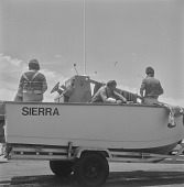 view Sierra fishing boat, Cape Town (South Africa) digital asset: Sierra fishing boat, Cape Town (South Africa)