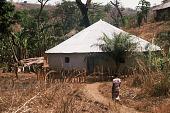 view The village mosque, Yomaya Village, Guinea digital asset: The village mosque, Yomaya Village, Guinea