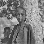 view Young Malinke (Mandingo) boy along the Route de Guinee, Mali digital asset: Young Malinke (Mandingo) boy along the Route de Guinee, Mali