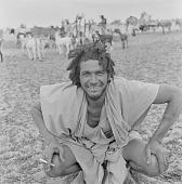 view Maure man, north of Tombouctou, Mali digital asset: Maure man, north of Tombouctou, Mali