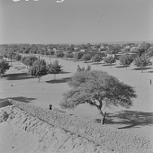 view View of the landscape outside of Gao, Mali digital asset: View of the landscape outside of Gao, Mali