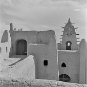 view Gallery of the Grand Mosque of San, Mali digital asset: Gallery of the Grand Mosque of San, Mali