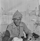 view Fisherman in Kayes, Mali digital asset: Fisherman in Kayes, Mali