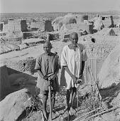 view Bobo men smoking pipes in Kori Kori village, Mali digital asset: Bobo men smoking pipes in Kori Kori village, Mali
