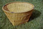 view A Dogon basket, Mali digital asset: A Dogon basket, Mali