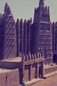 view The Grand Mosque of Mopti, Mopti, Mali digital asset: The Grand Mosque of Mopti, Mopti, Mali