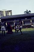 view Afenmai-Ekperi Ogumogu dance performance at a National Museum of Lagos Exhibition, Lagos, Nigeria digital asset: Afenmai-Ekperi Ogumogu Dance Performance, National Museum of Lagos Exhibition, Lagos, Nigeria