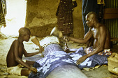 view Cloth Beaters, Cloth Beaters, Bida, Northwest State, Nigeria digital asset: Cloth Beaters, Cloth Beaters, Bida, Northwest State, Nigeria