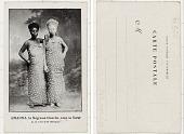 view Amauna, la Négresse blanch avec sa Sœur de la Côte-d'Or (Afrique) digital asset: Amauna, la Négresse blanch avec sa Sœur de la Côte-d'Or (Afrique)
