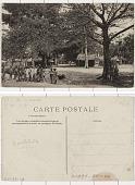 view Afrique Occidentale; Haute-Guinée Kankan; Avenue du fleuve digital asset: Afrique Occidentale; Haute-Guinée Kankan; Avenue du fleuve