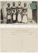 view Guinée Française; Conakry Jeunes filles circoncises après l'operation digital asset: Guinée Française; Conakry Jeunes filles circoncises après l'operation