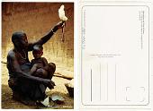 view Republique de Cote d'Ivoire 47. Fileuse de coton dans le village Senoufo de Fakaha digital asset: Republique de Cote d'Ivoire 47. Fileuse de coton dans le village Senoufo de Fakaha
