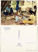 view Cote D'Ivoire 7785. Artisanat du bois digital asset: Cote D'Ivoire 7785. Artisanat du bois
