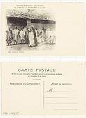 view Colonies Francaises - Côte d'Ivoire 28. L'Almamy de Bondoukou et sa suite digital asset: Colonies Francaises - Côte d'Ivoire 28. L'Almamy de Bondoukou et sa suite