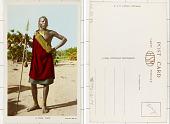view A Masai Youth digital asset: A Masai Youth