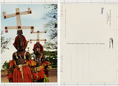 view Republique du Mali, Shanga Danseurs Dogons digital asset: Republique du Mali, Shanga Danseurs Dogons
