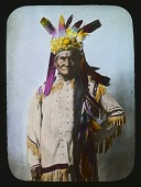 view Carlos Montezuma lantern slide collection relating to Native Americans digital asset: Carlos Montezuma lantern slide collection relating to American Indians