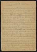 view MS 1772 Kickapoo legends from Joseph Murdock digital asset: Kickapoo legends from Joseph Murdock