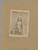 """view Tolowa man from Taa-'at-dvn village (Crescent City), called the """"Old Doctor"""" or """"Old Medicine Man"""" by Chase digital asset: Tolowa man from Taa-'at-dvn village (Crescent City), called the """"Old Doctor"""" or """"Old Medicine Man"""" by Chase"""