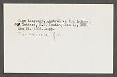 view Australian Aborigines digital asset: Australian Aborigines
