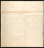 view MS 2621 Field plans and diagrams of inhabited pueblos and pueblo ruins of Arizona and New Mexico digital asset: Field plans and diagrams of inhabited pueblos and pueblo ruins of Arizona and New Mexico