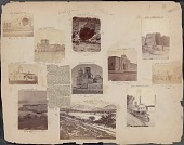 view James E. Taylor scrapbook of the American West digital asset: Our Wild Indians in Peace and war: Surveys, Expeditions, Mining and Scenery of the Great West