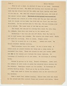 view MS 4658 Field notes and ethnographic material on Alabama, Choctaw, and Koasati (latter incomplete), plus a partial Southeast comparative ethnology of southeastern U.S. digital asset: Alibamu field notes, miscellaneous subjects (Series 1)