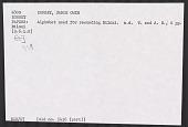 view Alphabet used for recording Biloxi digital asset: Alphabet used for recording Biloxi