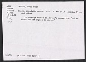 view Biloxi linguistic notes digital asset: Biloxi linguistic notes