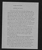 view MS 4878 Northern Paiute Myths Related to Saul Riesenberg by Gilbert Natches digital asset: Northern Paiute Myths Related to Saul Riesenberg by Gilbert Natches